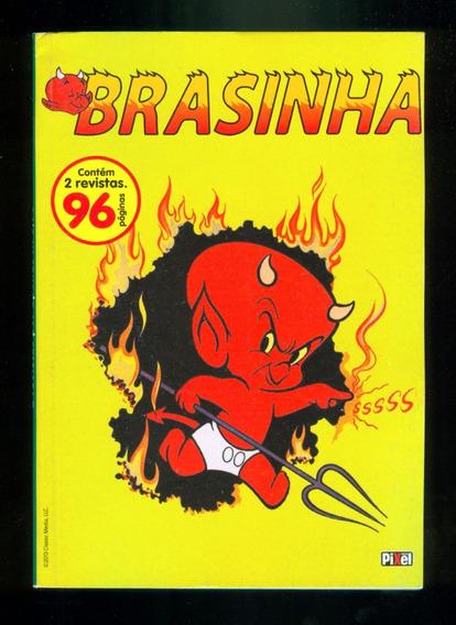 Brasinha Volume 1 E 2 Encadernado - Editora Pixel