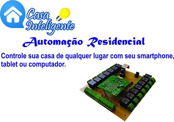 Automação Residencial, Casa Inteligente, Lampadas Automatica