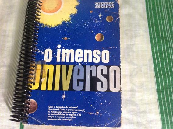 O Imenso Universo - Scientific American 1959 - Raríssimo!