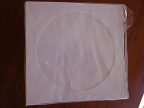 10 X 100 Envelopes Para Cd/dvd Branco - Dvdsdf1