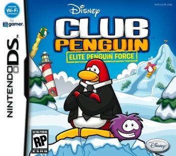 Club Penguin Para Nintendo Ds
