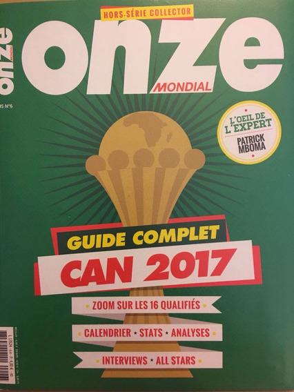 Guia Copa Africa 2017 - Onze France