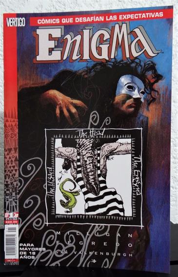 Enigma # 1 - Vertigo México