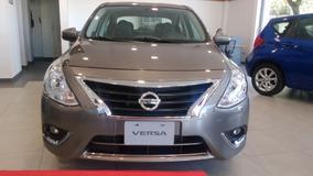 Nissan Versa Exclusive Automatico 1.6 2017 0km Nuevo Full A