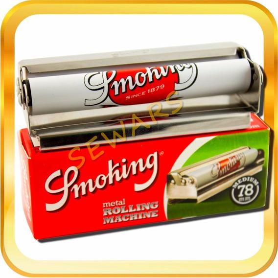 Maquina Para Armar Cigarrilos Smoking Plastico