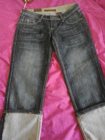Pantalon Y Capris En Jeans Nuevos ·3/4 Y 5/6