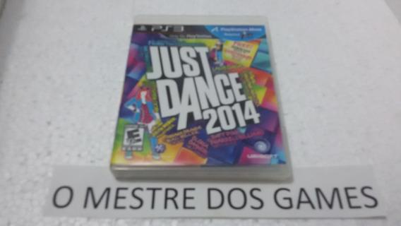 Somente A Caixa E Manual Do Jogo Just Dance 2014