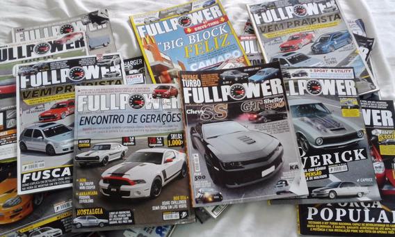 Revistas Fullpower, Tenho Várias Revistas