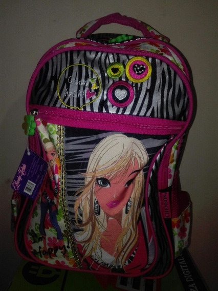 Mochila Estilo Barbie Chenson