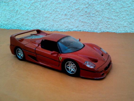 Welly Ferrari F50 Usada Escala 1/24
