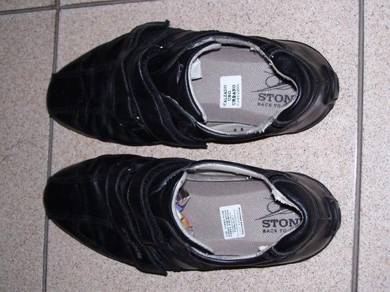 Zapatillas Stone + Plantillas Stone Nuevas