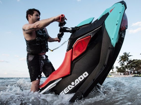 Sea Doo Spark Trixx Nueva 2018 Con Ibr Power Trim Exclusivo