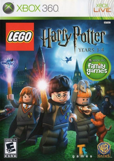 Lego Harry Potter Years 1-4 Fisico Nuevo Xbox 360 Dakmor