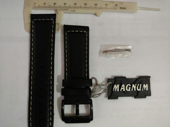 Kit Pulseira Couro Magnum Ma33120p