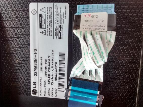 Flat Cable Lvds Ead62108523 - Tv Lg 22ma33