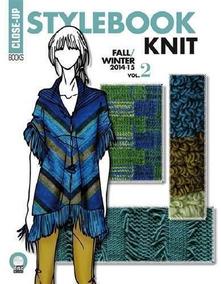 Close-up Stylebook Knit - Vol 2 + Dvd - Livro Stylebook