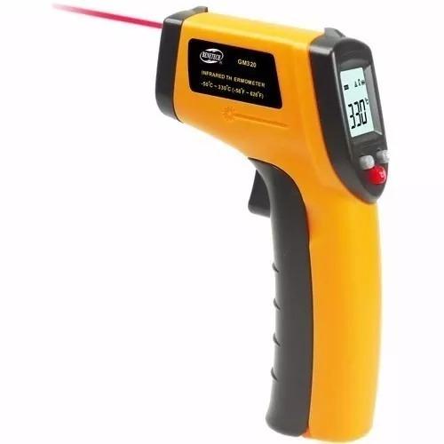Termometro Laser Infrarrojo