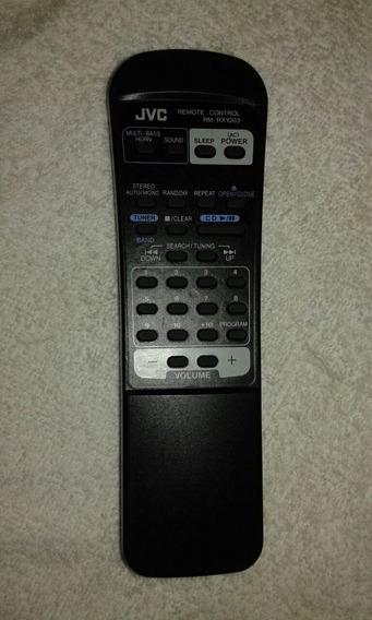 Controle Remoto Original Jvc Rm-rxp1060