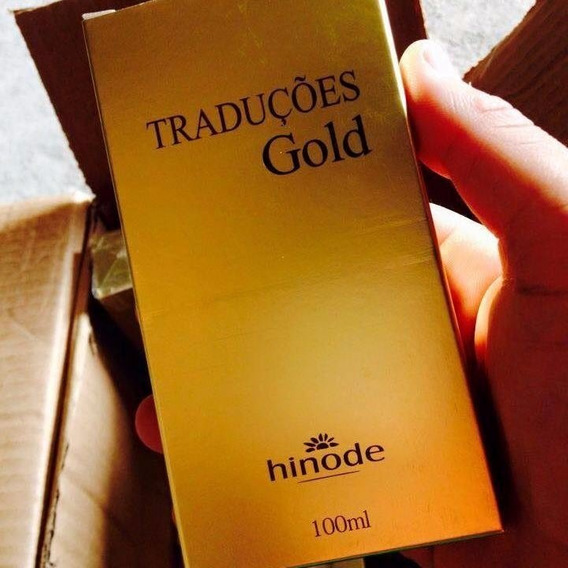 Kit 4 Perfume Hinode Frete Gratis Promocao