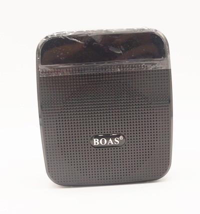 Amplificador Voz Megaphone Palestrante Vendas Boas -preto