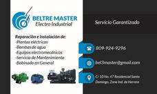Reparacion E Intalacion De Motores Electricos Ect