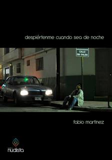 Despiértenme Cuando Sea De Noche - Fabio Martinez (nudista)