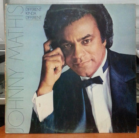 Johnny Mathis - Different Kinda Different - 1980 (lp)