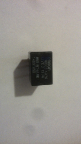 Rele O Relay Omron 898005-4070-12vdc-12-1480th5d Original