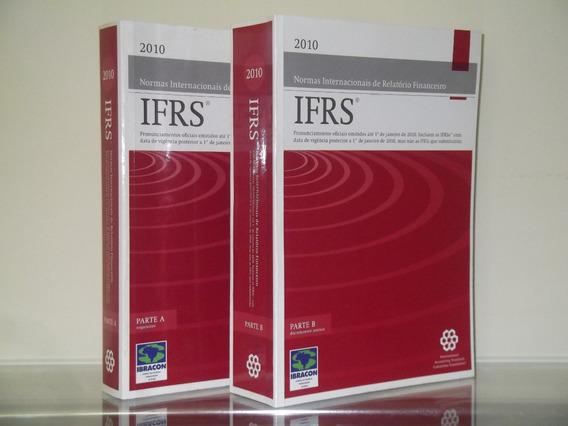 Ifrs Normas Internacionais De Relatório Financeiro 2010