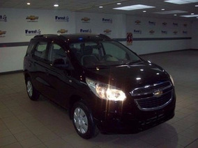 Chevrolet Spin Cuota 4 Entrega Financiacion 100%///cc #7