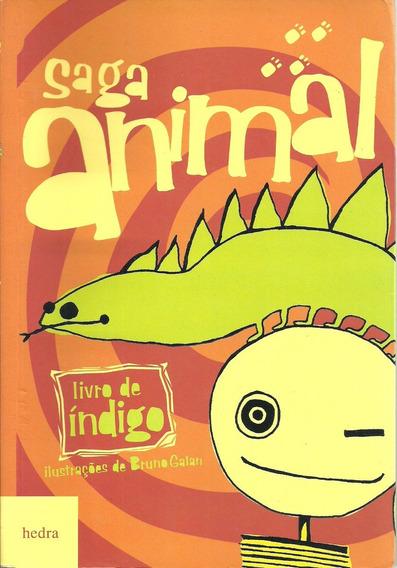 Saga Animal - Livro De Índigo