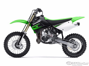 Moto Kawasaki Kx 85