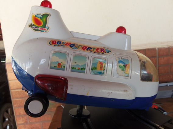 Raro Brinquedo Bo Bo Copter Da Chain Fong Toys