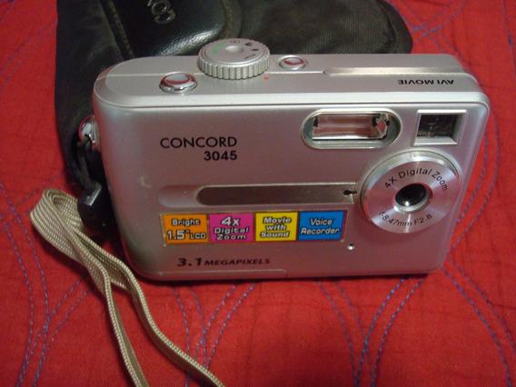 Cámara Web/fotos Concord 3.1 Mp Para Respuesto Sin Correa