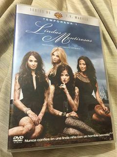 Lindas Mentirosas Temporada 1 Pretty Little Liars 5dvd 968mi