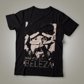 Camiseta Raul Seixas Maluco Beleza Feminina