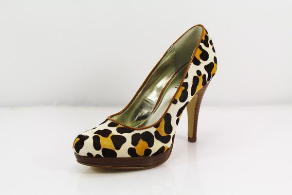 Zapatos Con Tacón Como Nuevo Alfani Mujer Talla 5.5