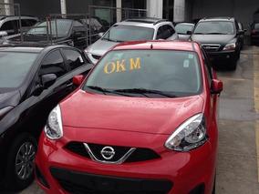 Nissan March 1.6 S 16/16 Completo 0km Rosati Motors P.entreg