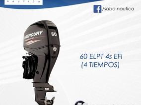 Mercury 60 4 Tiempos / Mejor Precio Merc / Envio S/cargo