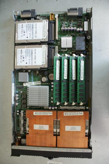 Lamina Servidor Intel Sbx82 C76714-200 Blade Server