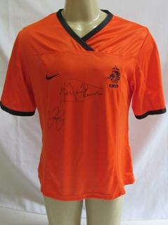 Camisa De Futebol Da Seleção Da Holanda Laranja - Tun1