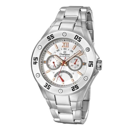 Relógio Champion Ca30990q Prata