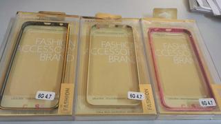 Bumper iPhone 6 Fashion Aluminio Ultra-thin Protec Shell