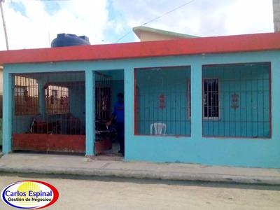 Casa De Venta En Higuey, República Dominicana Cv-061