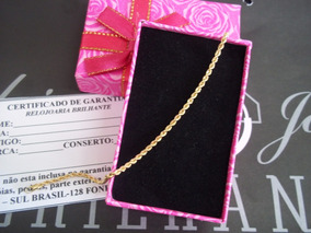 Bracelete Feminino Ouro 18k