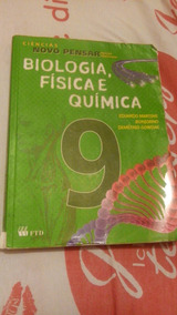 Biologia,fisica E Química 9 Ano 2013