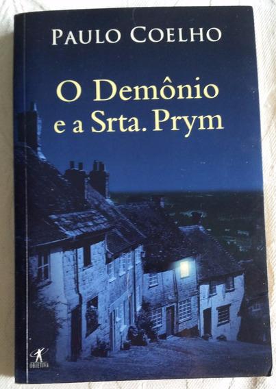 Livro - O Demônio E A Srta Prym (paulo Coelho)