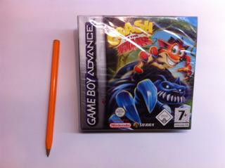 *** Crash Of The Titans *** Juego Gameboy Advance Pokechay