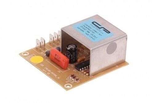Controle Reversão Compat.lavadora Cwl08a/b/c Cwl10a/ Bwl0...