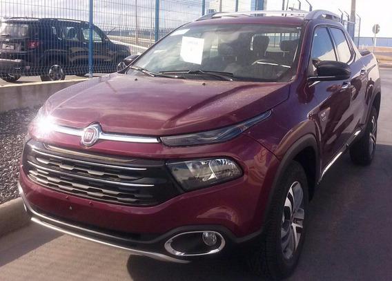Nueva Fiat Toro 2019 0km -anticipo $120.000 Y Cuotas D